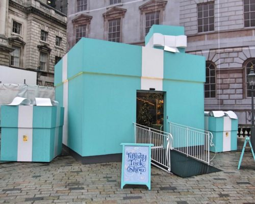 Tiffany Blue Box Tuck Shop